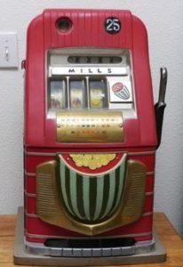 Manipulation Spielautomaten