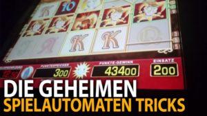 Geheime Merkur Spielautomaten Tricks