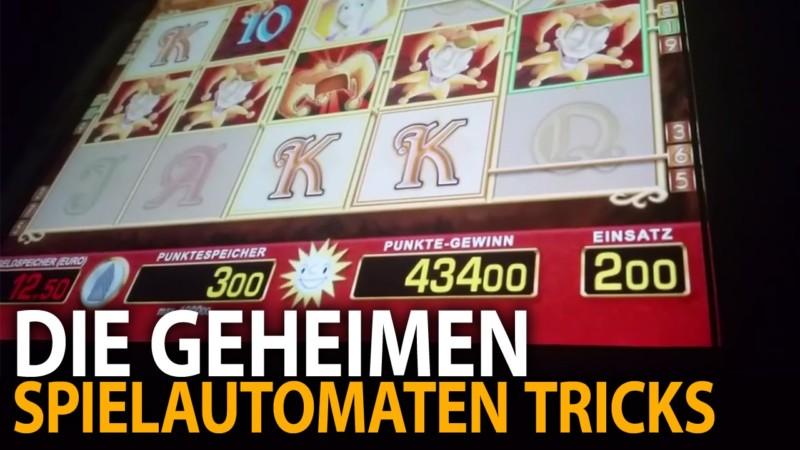 Geheime Casino Tricks 2017